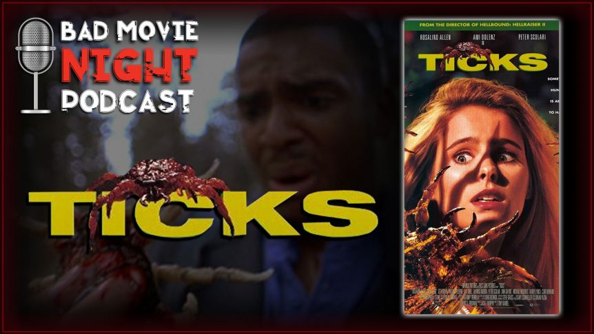 Ticks (1993) Movie Review