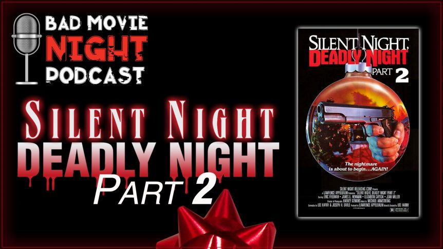 Silent Night, Deadly Night Part 2 Movie Review