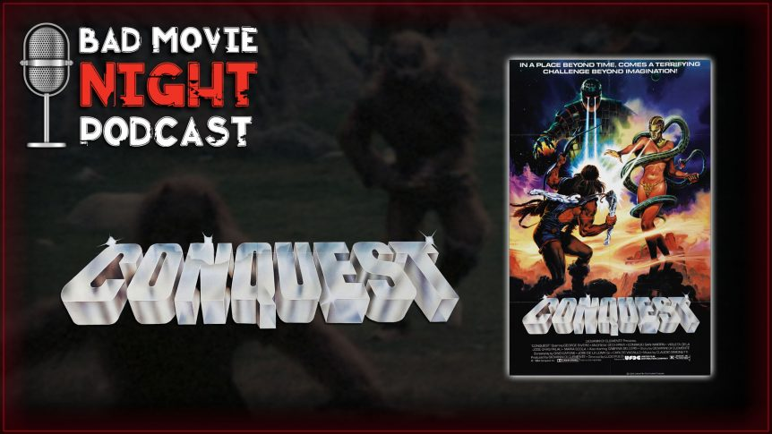 Conquest (1983) Movie Review