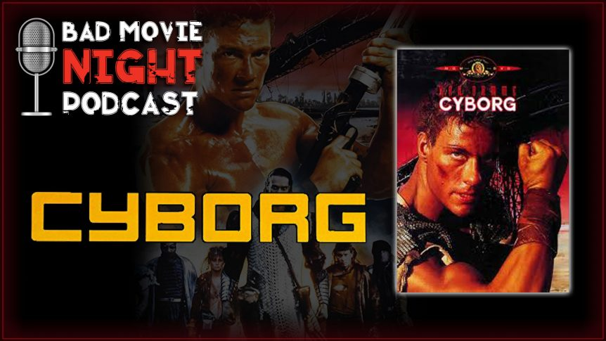 Cyborg (1989) Movie Review