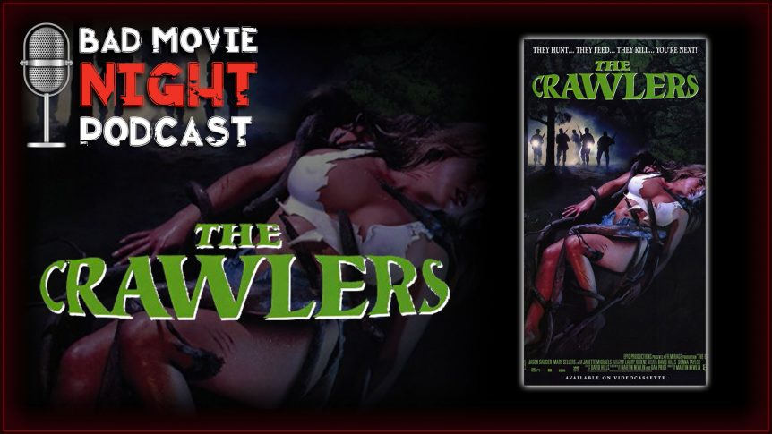 The Crawlers (1993) Movie Review