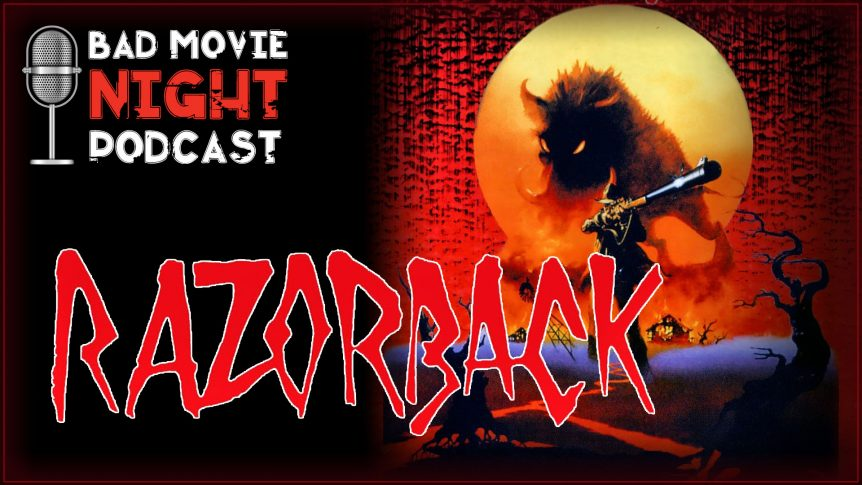 Razorback (1984) Movie Review and Discussion