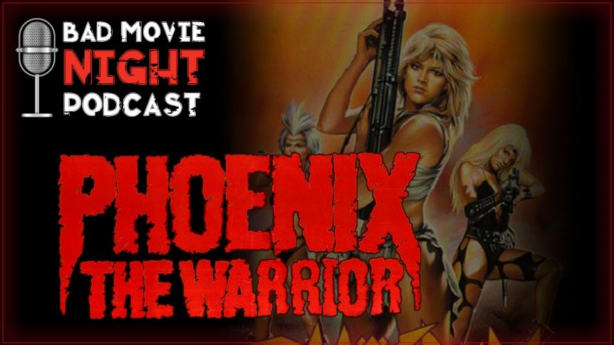 Phoenix The Warrior (1988) Movie Review and Discussion