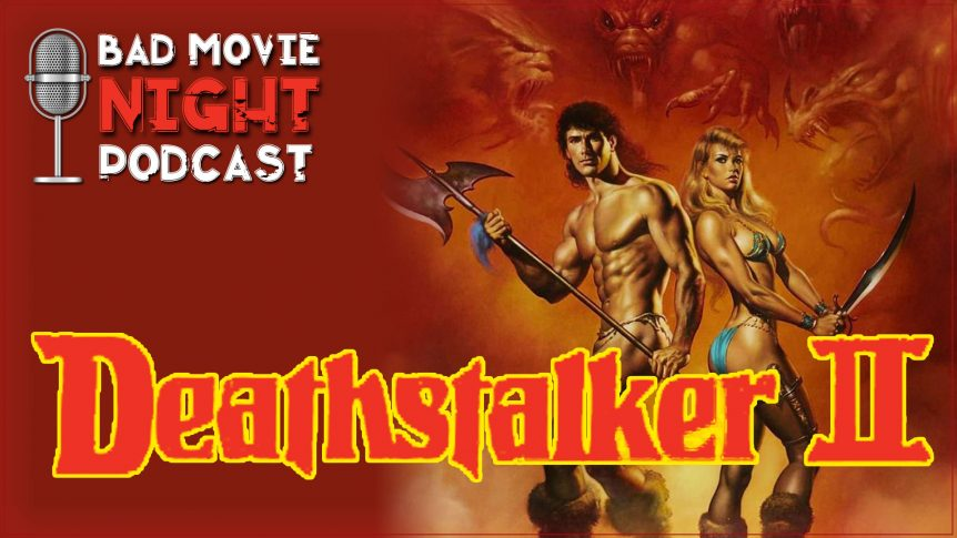 Deathstalker II (1987) – Movie Review and Discussion