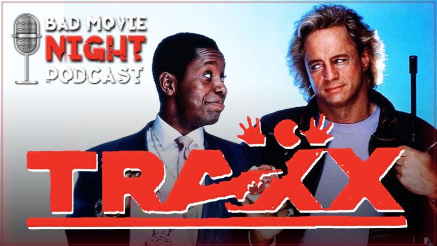 Trax (1988) Podcast Movie Review