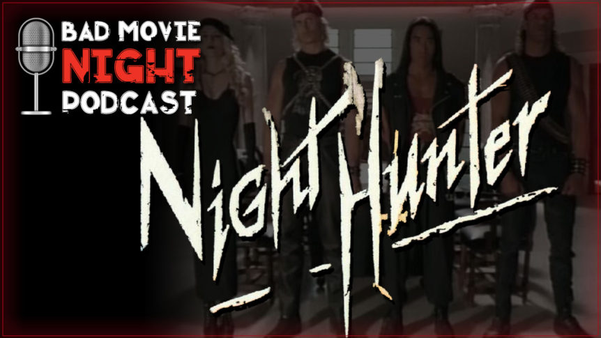 Night Hunter (1996) Podcast Movie Review